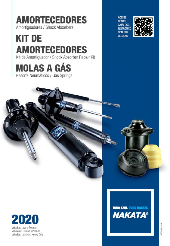 Catálogo Amortecedor e Kit e Mola a Gás