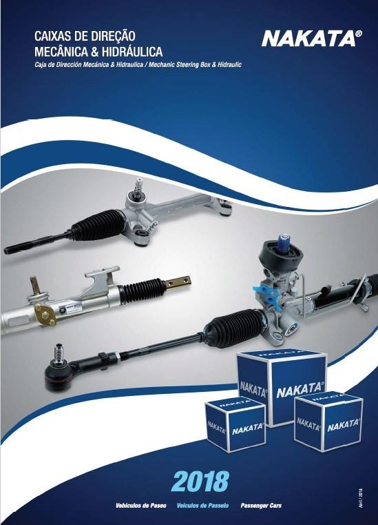 Catálogo Caixa de Direção Mecânica e Hidráulica