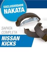 SAPATA COMPLETA NISSAN KICKS